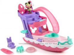 Детский игровой набор Яхта Минни Маус, Fisher-Price оригинал, США