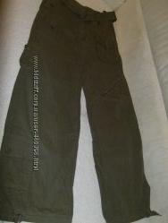 Камуфляж штаны подростковые