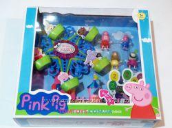 Игровой набор свинка пеппа на карусели Peppa Pig