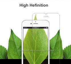 Закаленное стекло переднее и заднее для iPhone 5,5s, 6, 6s, 7, 7, 8, Х