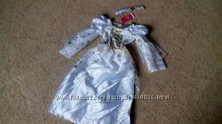 Акция, дешевле Новое нарядное платье и повязочка на малышку, Англия