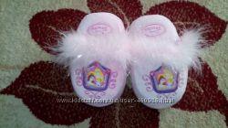 Новые тапочки для принцессы Disney, 13 см