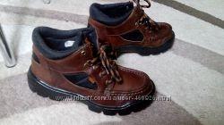Кожаные ботинки Bootleg от Clarks, размер 36