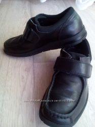 Кожаные супер туфли Bootleg от Clarks, сост. отличное