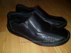 Loretta шикарные кожаные лёгкие туфли, Англия, 26 см