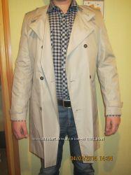 Красивенный мужской плащ пальто демисезон