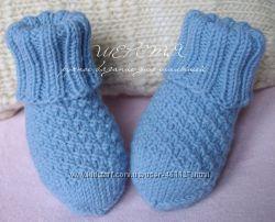 Носки из чистой шерсти для мальчика