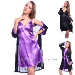 Шикарные комплекты халаты Ассортимент