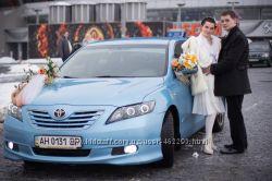 Заказ авто на свадьбу в донецке
