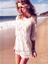 шикарное кружевное платье H&M для худенькой мамочки или подростка