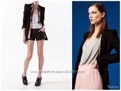 Блейзер Zara букле