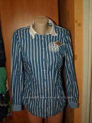 Фирменная рубашка Tommy Hilfiger полоска