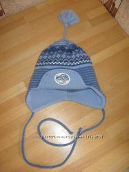 зимняя шапочка, объём 48-49см