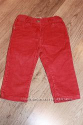 DKNY вельветовые брюки