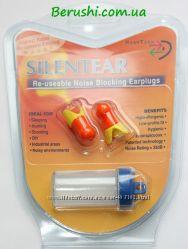 Беруши силиконовые Proguard SilentEar Подходят для сна.
