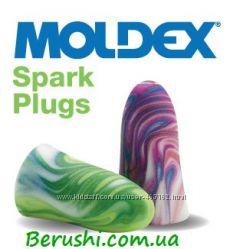 Беруши Moldex Spark Plugs Номер 1 в мире Акция