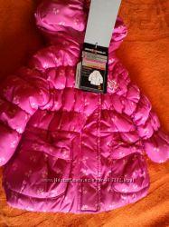 Новая ZeroXposur Baby Girls супер курточка для девочки  р-р18мес.