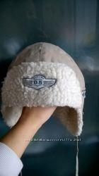 Зимняя шапка на овчине, D-Star. объем головы53