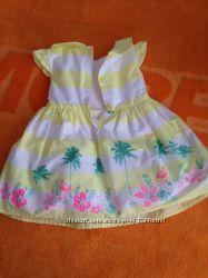 красивые  платья на малышек, 9-12 месяцев
