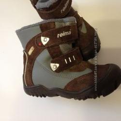 фирменные ботинки рейма