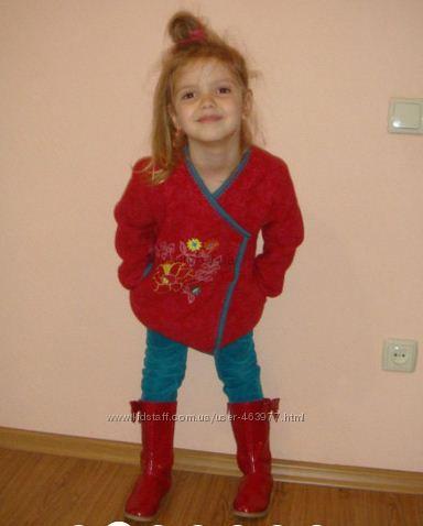 Стильный пиджак на девочку