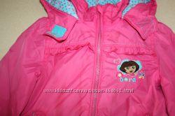 Куртка на девочку C&AГермания с Дорой