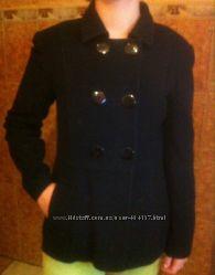 Шикарное пальто Morgan  р. S-M, кашемир, оригинал.