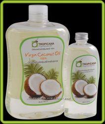 Кокосовое масло Tropicana. Тайланд. На разлив. В наличии 1000 мл