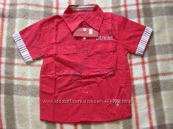 Тенниски GUESS для мальчиков арт. 8905, красная, от 4 до 8 лет