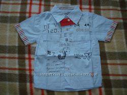 Тенниски GUESS для мальчиков арт. 8905, голубая, от 2 до 12 лет