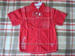 Тенниски GUESS для мальчиков арт. 8910, красная, от 4 до 8 лет