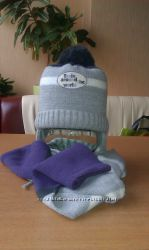 Зимние и деми шапочки на от 1 до 5 лет