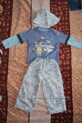 Три модных комплекта на мальчика 2 года