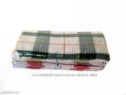 Кухонные махровые и вафельные полотенца - 100  хлопок