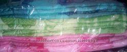 Детские махровые полотенца 32х70 100 хлопок