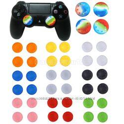 Силиконовые накладки, стики, на аналоги джойстика для PS3, PS4, Xbox 360, O