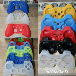 Силиконовые чехлы для контролера PS3, PS4, Xbox One, Xbox 360