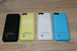 Чехол-зарядка  Power Bank  для Apple Iphone 5. 5S. 5C , Iphone 6. 6S