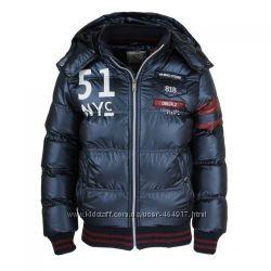Стильные куртки для мальчиков еврозима Glo Story р. 104-110