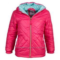 Стильные демисезонные курточки для девочек р. 116-122-128-134