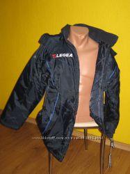 Мужская зимняя куртка LEGEA Италия р. XS