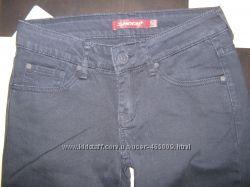 Женские синие джинсы-трубы Smogh, Италия, р. 27, 29, 30