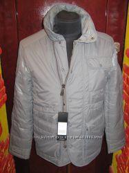 Мужская куртка SAVAGE серая р. 46, 48