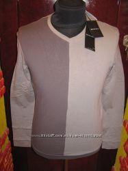 Джемпер мужской SAVAGE серый, комбинированый р. 46, 48, 50, 52