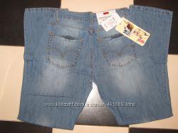 Мужские джинсы Levis голубые тонкие юниор р. 30, 31, 32, 33, 34, 36