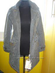 Пальто женское SAVAGE серое, р. 40, 42, 44