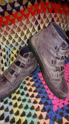 Супер ботинки ecco