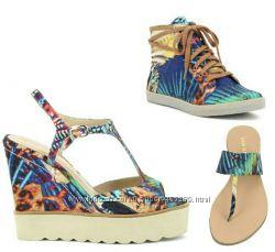 стильные женские туфли, балетки, босоножки бренд San Marina, 38 р. Оригинал
