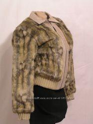 Модная куртка-шубка Иск. мех