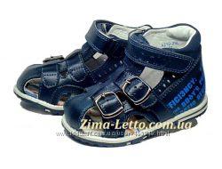 Ортопедическая летняя обувь CALORIE для детей р. 21-26. В наличии.